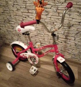Велосипед детский до 40кг