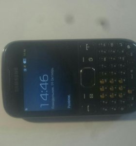 Телефон Samsung gt-s3332 duos