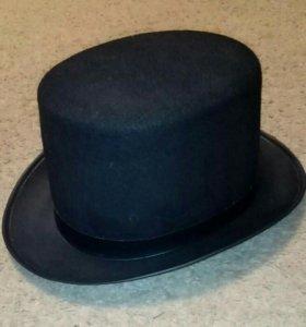 Шляпа цилиндр напрокат