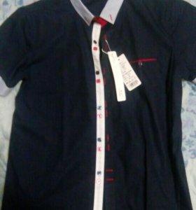 Рубашка мужская р 48