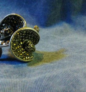 Серебряное кольцо18 размер