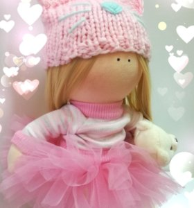 Зефирная куколка