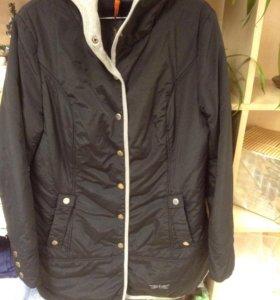 Пальто -куртка демисезонное