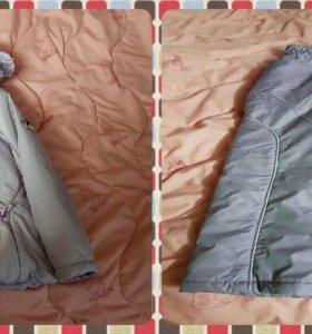 Курточка и балоньки