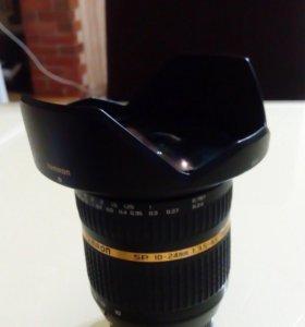Tamron SP AF 10-24mm F/3.5-4.5 Nikon F