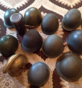 Коллекция касок