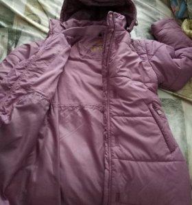Пальто демисизонное новое