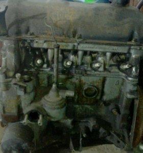 Двигатель ваз1500 на ваз2101-2107