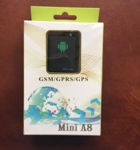 GPS трекер mini A8