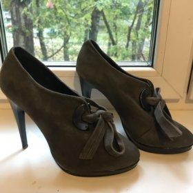 Ботильоны, женские туфли, женские ботинки