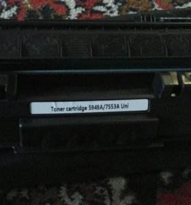 Картриджи для МФУ HP M 2727 nf