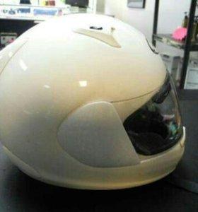Шлем Arai White Pearl (M)