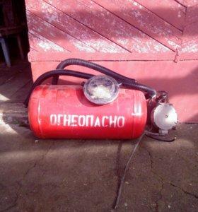 газовое оборудование на автомобили