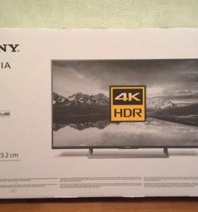 Телевизор Sony BRAVIA KD-49 XE 7096