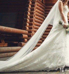 Свадебное платье от la sposa (оригинал)