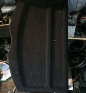 Полка багажника на шкода Октавия А7