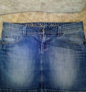 Юбка джинсовая Esprit 48-50