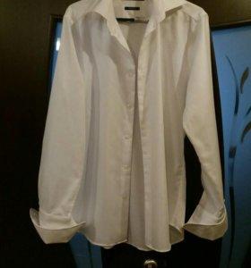Рубашка под запонки Stockmann