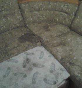 Почистим ковры и мягкую мебель у Вас дома!