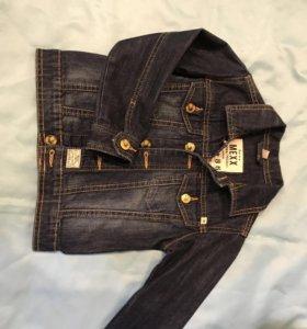Куртка джинсовая Mexx