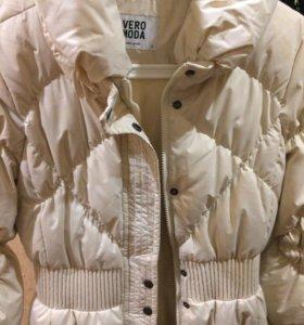 Зимняя куртка-пальто Vero Moda