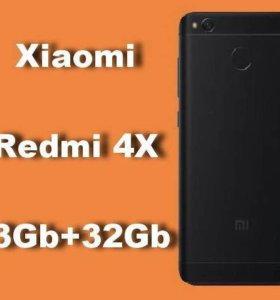 Xiaomi Redmy 4x 3/32g