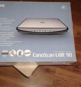 Сканер Canon LIDE 90