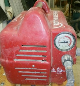 Электрический опресовщик
