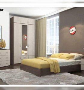 Спальный гарнитур Ронда комплектация -3