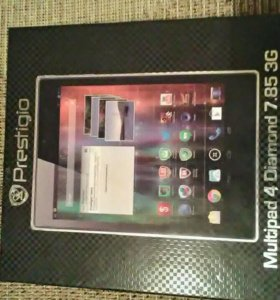 Планшет Prestigio Multipad 4 Diamond