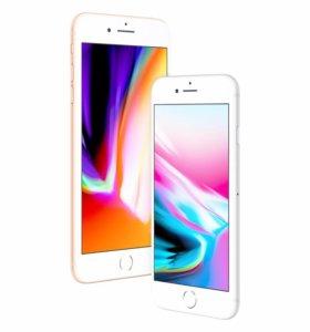 Стекло iPhone 5/5C/5S/SE/6/6+/6S/6S+/7/7+/8/8+/Х