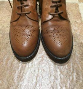 Ботинки Massimo Dutti
