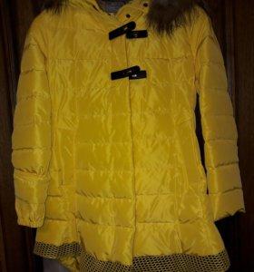 Куртка зимняя.  Р.46. Новая
