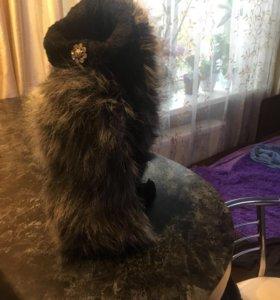 Тёплая жилетка для маленькой собачки