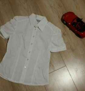 Блузка рубашка 116р
