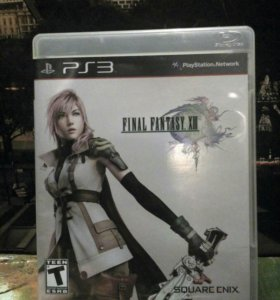 Final Fantasy XIII 13  PS3