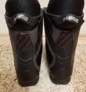 Ботинки для сноуборда мужские k2 snowboarding