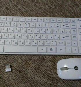 Клавиатура беспроводная+мышь