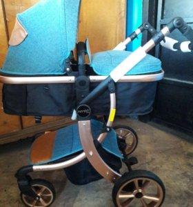 Новая коляска Aimile 2в1