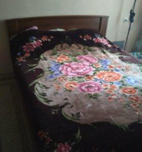 Продам 2-спальную кровать