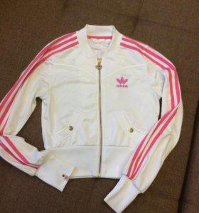 Adidas олимпийка, кофта от спортивного костюма