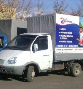 Транспортные услуги+ грузчики
