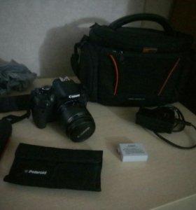 Фотоаппарат Canon 600 d kit