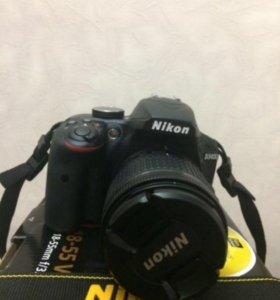 Фотоаппарат NIKOND3400