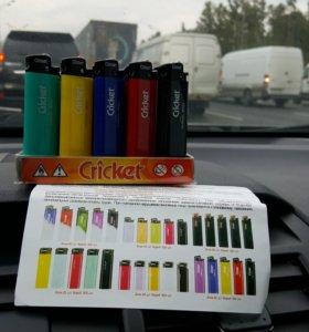 Крикет зажигалка