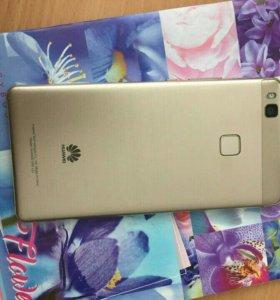Huawei p9 lite (гарантия ,чек)