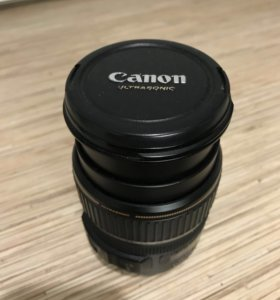Объектив Canon 17-85mm f/4-5.6 is usm