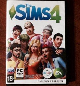 Игра The Sims 4 (Лицензия)