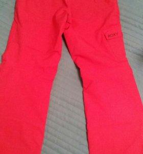 Женские сноубордические брюки