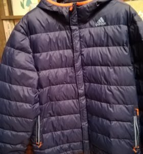 Муж.куртка 50 раз., Adidas, 182 рост,весна-осень.